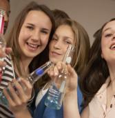 Критична ситуація вживання алкоголю підлітками