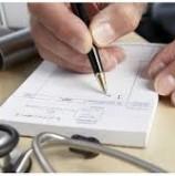 Бланки самокопирующиеся для медицинских целей