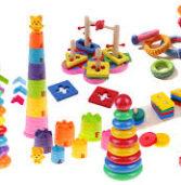 Интересные игрушки для детей разного возраста
