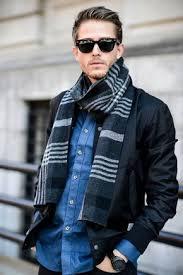 Нужен ли шарф зимой мужчинам? И не лучше ли купить шарфы оптом?